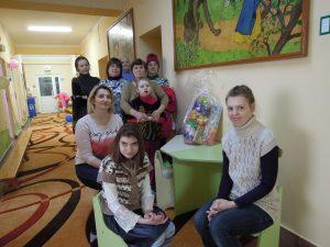 кімната для реабілітації дітей